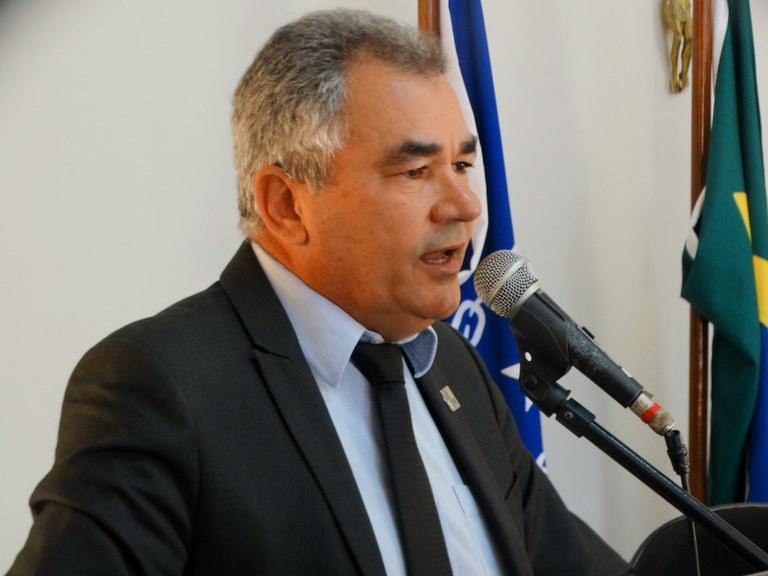 Toni é eleito presidente da Associação das Câmaras e Vereadores do Extremo Sul do Piauí