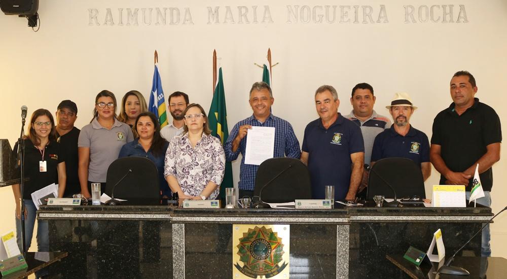 Câmara lança oficialmente o edital do Concurso Público