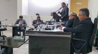 Câmara realiza 852ª Sessão Ordinária na segunda- feira, 25