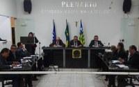 Câmara realiza a 847º Sessão Ordinária