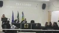 Em sessão na CMC Gerente do CorrentePrev explica sobre parcelamento de dívidas do fundo previdenciário