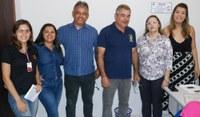 PROCON CÂMARA recebe visita de Promotora do MP