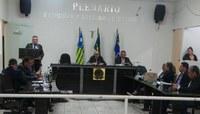 Sessão 853º é marcada pela apresentação e votação de projetos