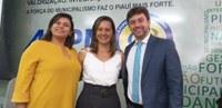 Vereadora Valéria Lemos participa de evento sobre precatórios do FUNDEF