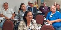 Vereadores participam de curso sobre fiscalização de contratos públicos em Brasília
