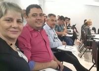 Vereadores participam em Brasília de curso de capacitação sobre julgamento de contas do executivo
